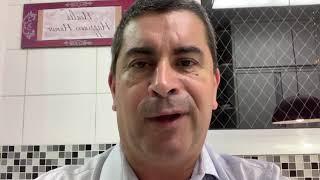 DEPUTADO FEDERAL CEL TADEU REPUDIA AS DECLARAÇÕES DO DELEGADO FÁBIO SILVA