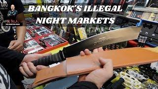 Bangkok's Illegal Night Markets   Martial Diaries_006