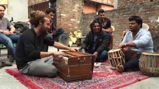 Harmonium Sazina in Ludhiana Punjab by Tahir Qawwal