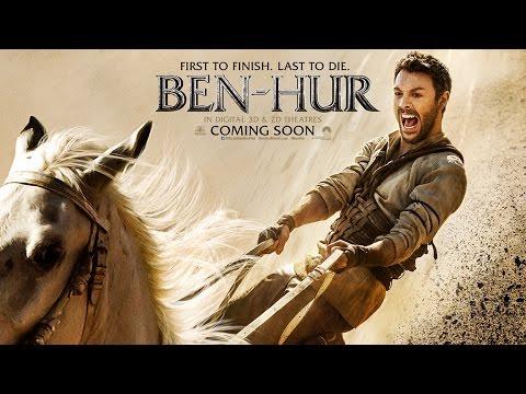 """Primer tráiler en español de """"Ben-Hur (2016)"""""""