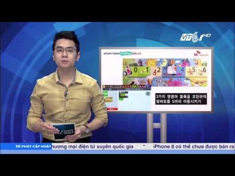 Egroup hợp tác cùng Sk Telecom trên bản tin cập nhật 10 phút