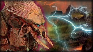 The Crustaceans who RULED Tamriel - The Dreughs - Elder Scrolls Lore