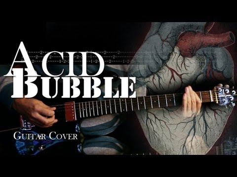 Alice in Chains - Acid Bubble | Vocal and Guitar Cover | Solo and Tabs