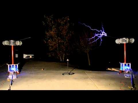 Sweet Home Alabama Tesla Coils