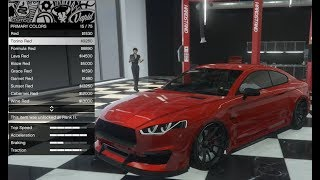 Buying ALL The Casino DLC Cars GTA 5 Online Diamond Casino