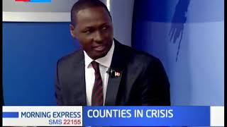 Concerns being raised by MPs in county matters | Morning express