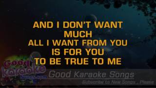 I'll Be Doggone -  Marvin Gaye (Lyrics Karaoke) [ goodkaraokesongs.com ]