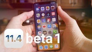 ОБЗОР iOS 11.4 BETA 1 | Что нового в айос 11.4 и стоит ли устанавливать на Apple iPhone iPad