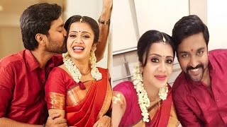 Sun Music VJ Anjana - Chandran Marriage Videos Exclusive
