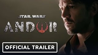 Star Wars: Andor - Official First Look Trailer (2022) Diego Luna