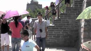 Video : China : A trip to JuYongGuan 居庸关 Great Wall (4)