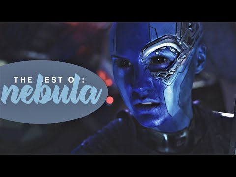 THE BEST OF MARVEL: Nebula
