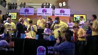 Taco Bell Soft Taco Eating Championship (p1) thumbnail