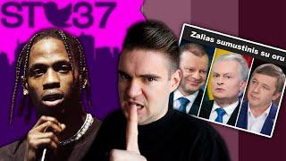 Kodėl būtent Lietuva? | 6ix9ine galas? | Stipri Kanye West šlapimo pūslė || STT–deMiko || LaisvėsTVx