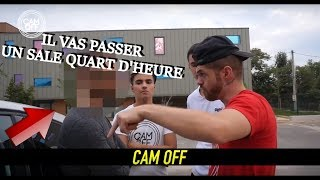UN MONITEUR D'AUTO ECOLE RAQUETTE SANS SCRUPULE SON PROPRE ÉLÈVE ! ( CAM OFF ) ( + BONUS )