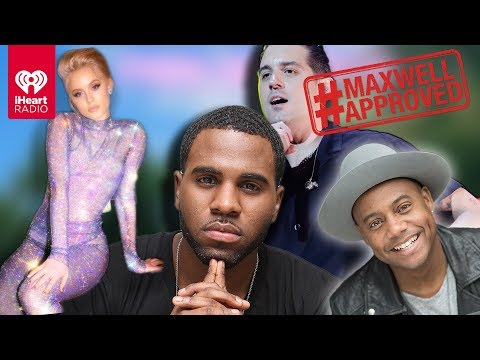 G-Eazy, Zara Larsson, Dominic Fike And More! | #MaxwellApproved