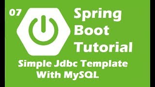Spring Boot With Jdbc Template + MySQL Example   Java Inspires