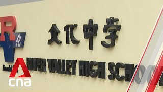 Student arrested over death of schoolmate at River Valley High School