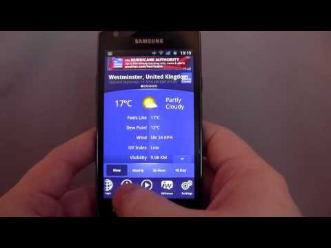 Weather Channel Android App Review