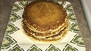 can you make pancakes with self rising flour