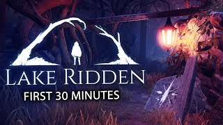 Lake Ridden - Creepy Puzzles In The Forest (#ad)
