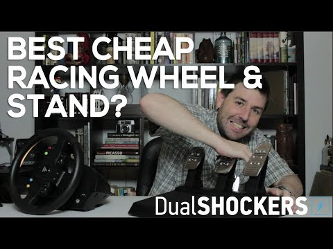 Best Affordable Racing Wheel & DIY Stand