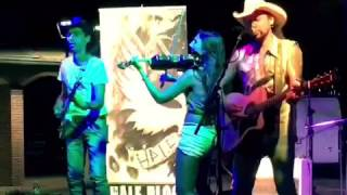 Freight Train (Aaron Watson cover) - Half Blood - Country Rock Band - http://www.facebook.com/power