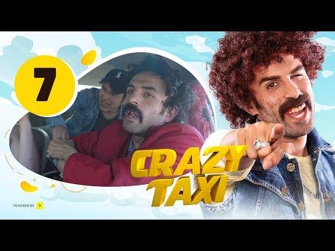 """الحلقة 7 من برنامج """"كريزي تاكسي"""": """"الكلب روي"""""""