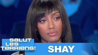 Shay, La Nouvelle Star Du Rap Français   SALUT LES TERRIENS   28012017