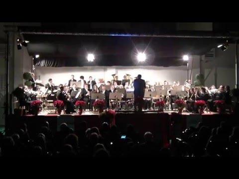 """Concerto di fine anno del 27/12/2015 Associazione """"Amici della Musica"""" di Alia II� parte"""