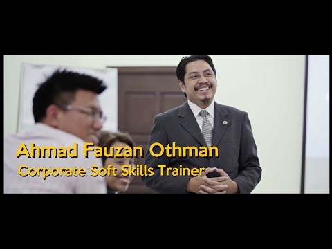 Ahmad Fauzan Othman: Corporate Soft Skills Trainer