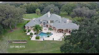 4D Productions Aerial Drone Video Estate Back Yard Fly-In