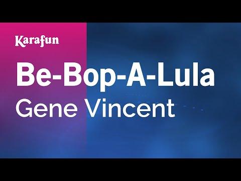 Be-Bop-A-Lula - Gene Vincent   Karaoke Version   KaraFun
