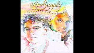 Air Supply - 17. Here I Am (Just When I Thought I Was Over You)