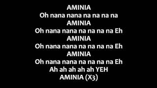 Nyashinski Aminia Lyrics
