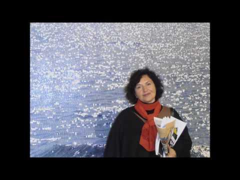 Тетяна Мисковець, про пленери і лозоплетіння - YouTube