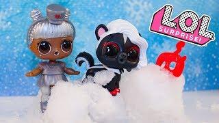 Куклы ЛОЛ Сюрприз Подарок для Тины Игрушки Распаковка LOL Surprise dolls