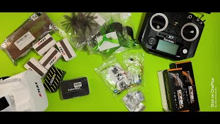 FPV Drone Making | Part -1 All Components required to binding it up.