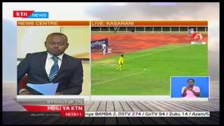 Mbiu ya KTN: Timu ya Taifa ya Kenya, Harambee Stars inachuana na Liberia katika uga wa Kasarani