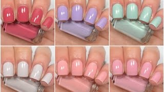 Essie - Bridal Collection 2016   Swatch And Review