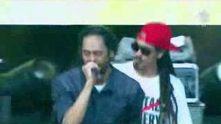 Damian Jr. Gong Marley - Dispear - Live Lollapalooza Chile 2015