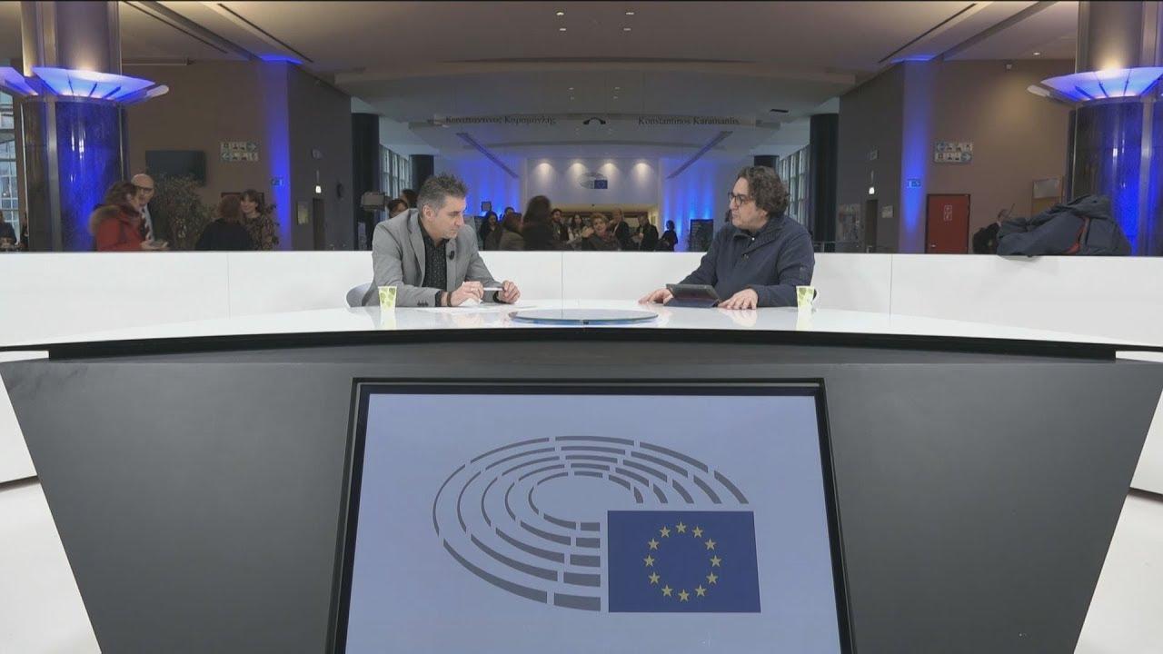 Συνέντευξη του Θοδωρή Ζαγοράκη στο ΑΠΕ-ΜΠΕ