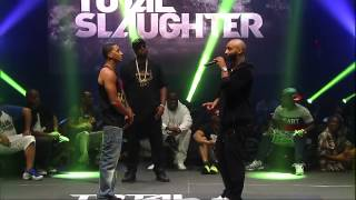 Joe BuDDen vs HoLLow Da DoN