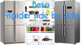 Unboxing / Review - Side by Side Beko GN1416221XP / GNE114612X