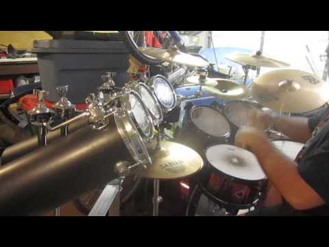 Lost In Silence (Drum Cam)- Exsolutus