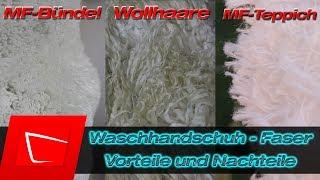 Welche Handschuhfaser ist besser? DODO JUICE Yeti Fist, 83metoo Wonder Washer, Marc Crouch Vergleich