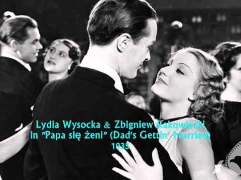Polish Tango 1936: Mieczysław Fogg & Henryk Gold Orch. - Jest tylko  jedna miłość