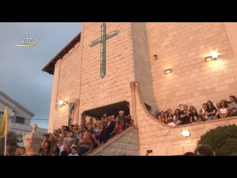 La fête de Sainte Marie-Madeleine en Terre Sainte