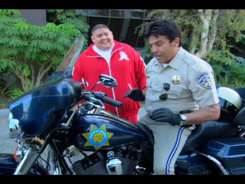 Police Escort - Comedy Central Commercial