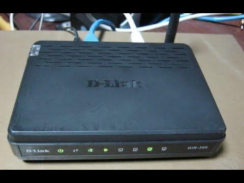 Роутер D-Link DIR 300 не хочет принимать прошивки. Маршрутизатор не обновляется